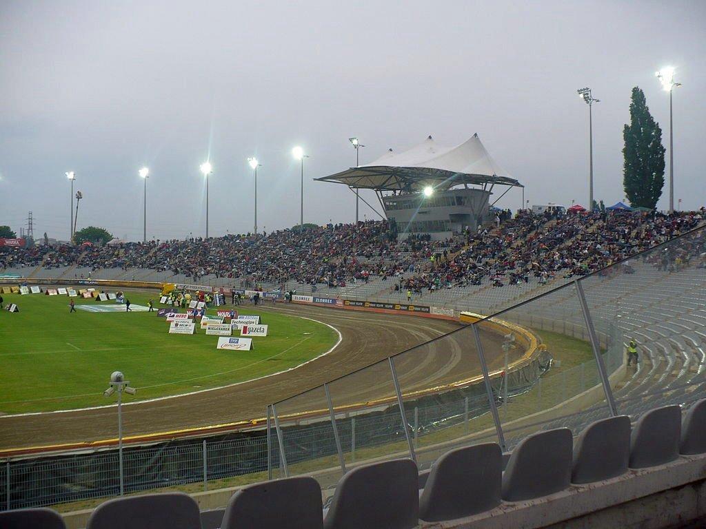 Stadion żużlowy Arena Częstochowa