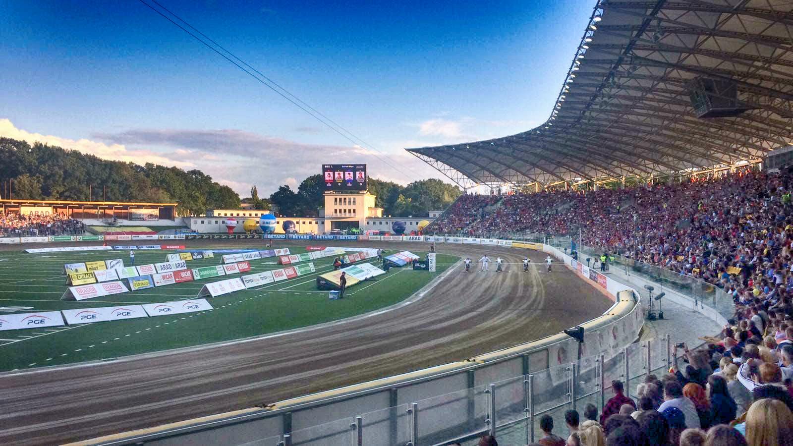Stadion Olimpijski - Wrocław