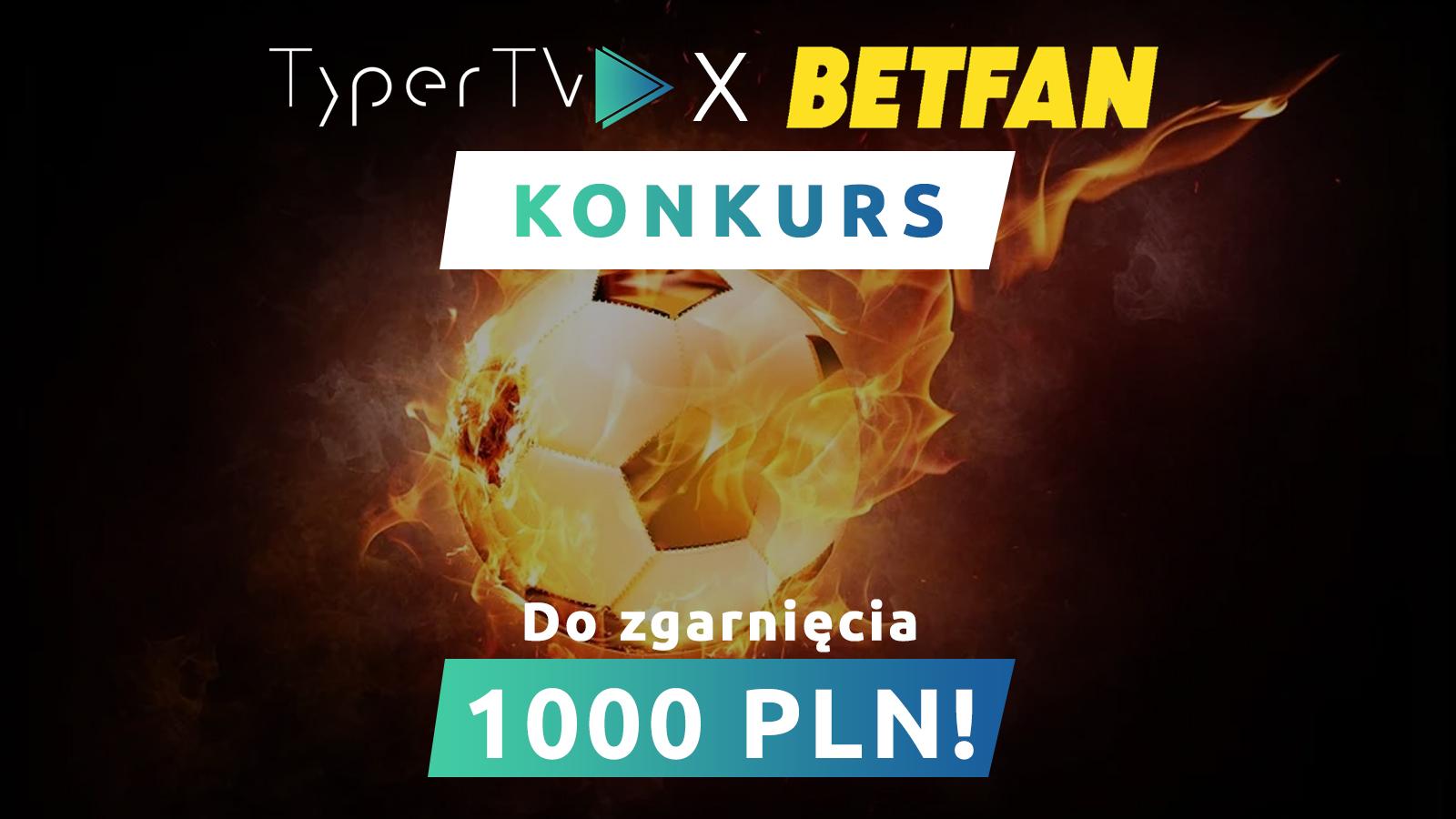 Typer TV - Konkurs Betfan